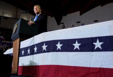 Donuld Trump Tuduh Pangeran Mahkota