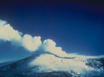 Gunung Berapi Nevado Del Ruiz