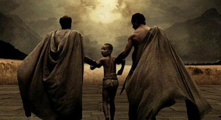 Inilah 5 Fakta Sparta Pasukan Yang Dilahirkan Untuk Menjadi Petarung Kuat dan Mengerikan Latihan Keras