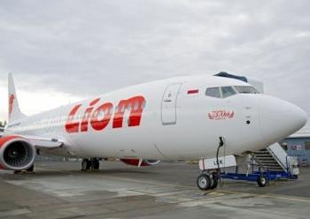 Ilustrasi Pesawar Lion Air