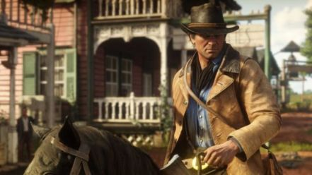 Rockstar Games Pamerkan Konten Awal Untuk Red Dead Redemption 2 Gamedaim 768x432