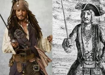 Ternyata Tokoh Jack Sparrow Diambil Dari Kisah Bajak Laut Muslim Abad 16