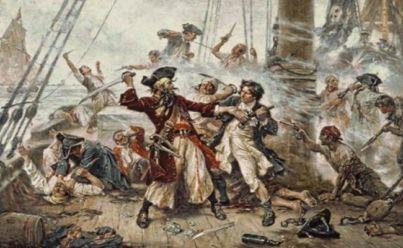 Ternyata Tokoh Jack Sparrow Diambil dari Kisah Bajak Laut Muslim Abad 16 Jack Ward