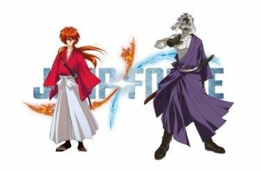 730x480 Img 10846 Kenshin Himura Dan Makoto Shishio Dari Samurai X Masuk Jump Force