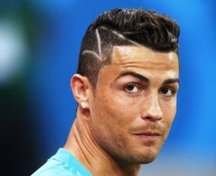 Gaya Rambut Ronaldo 2018