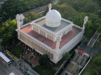 Kowloon Masjid And Islamic Centre From East 2