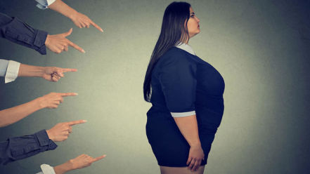 Fat Shaming Woman