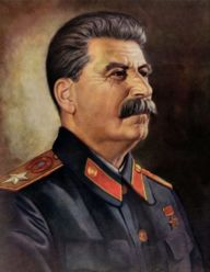 TOP Original ART Russia LEADER JOSEPH STALIN Portrait Painting Hand Painted Oil Painting On Canvas 24