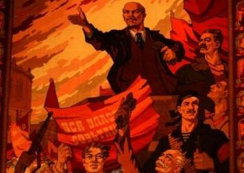 RUSSIA POLITICS HISTORY LENIN STALIN