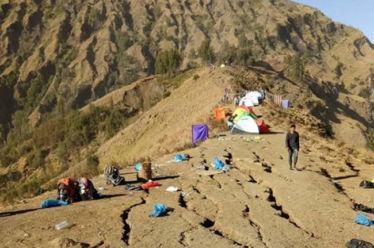 Gempa Lombok Rinjani