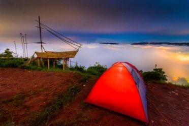 Keindahan Bukit Pamoyanan Subang Jawa Barat