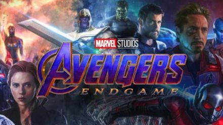 Avengers End Game Min