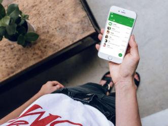 Hi App Aplikas Pengganti Whatsapp