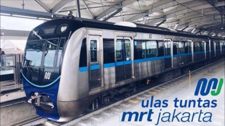 Sejarah MRT Jakarta