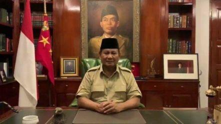 Prabowo Minta Pengunjukrasa Akhiri Kerusuhan