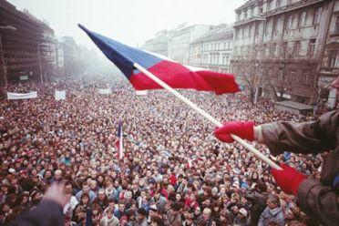 Revolusi Ceko