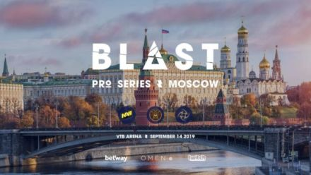 Blast Pro Series In Moscow