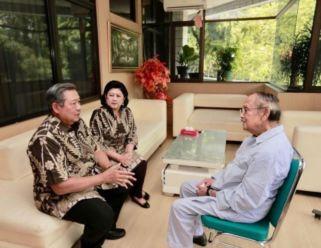 Ibu Ani Yudhoyono Sby 2