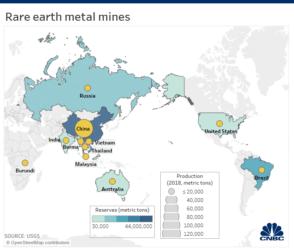 Rare Earth 1 Min