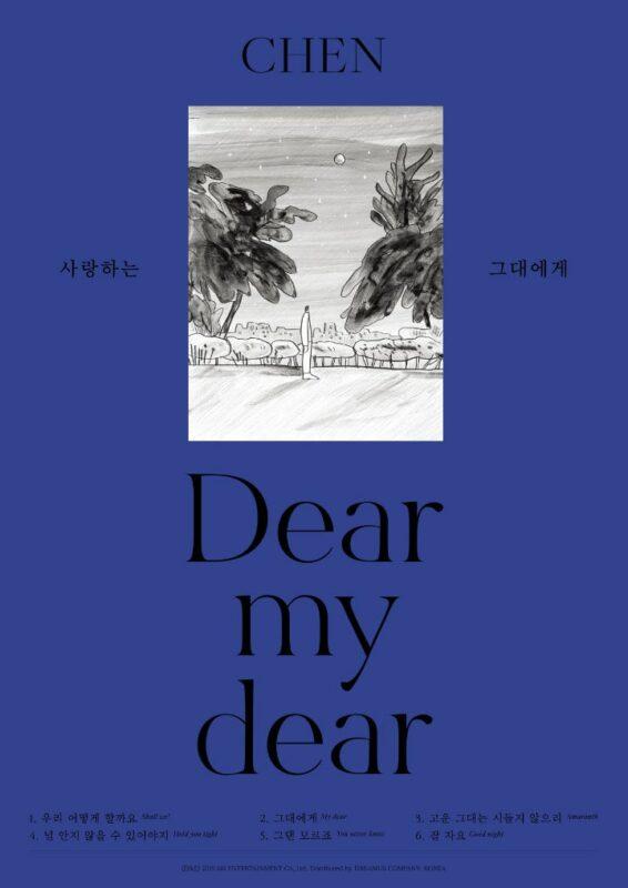 Chen Exo Dear My Dear Min