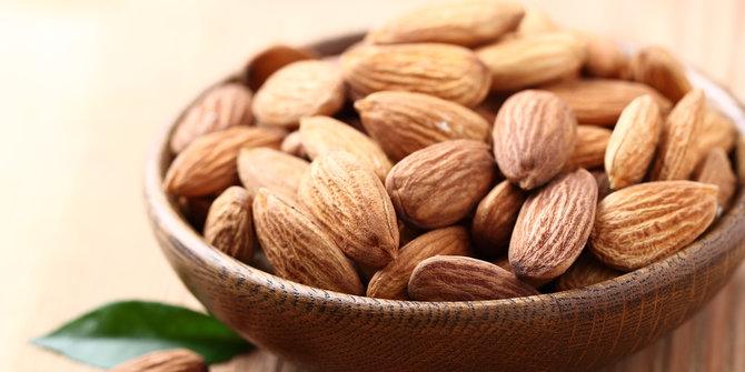 Kacang Almond Bukan Kacang
