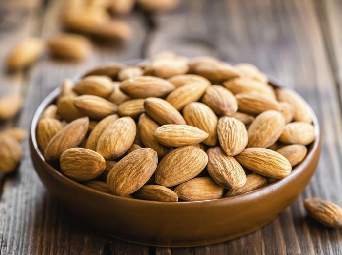 Kandungan Nutrisi Almond