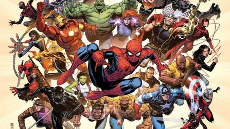 Marvel Cinematic Universe Mcu Phase 4