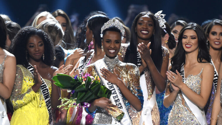 Miss Universe Competition, Show, Tyler Perry Studios, Atlanta, USA 08 Dec 2019