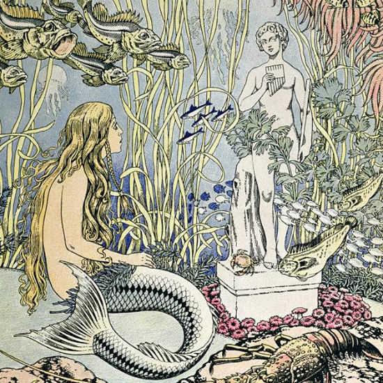 80247 Little Mermaid