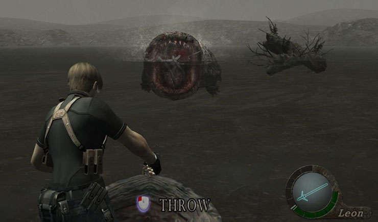 5 Easter Egg Menarik Pada Game Resident Evil 4