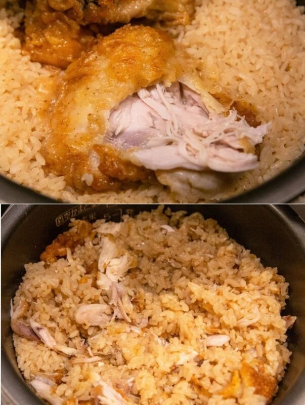 Devil Cooked Rice