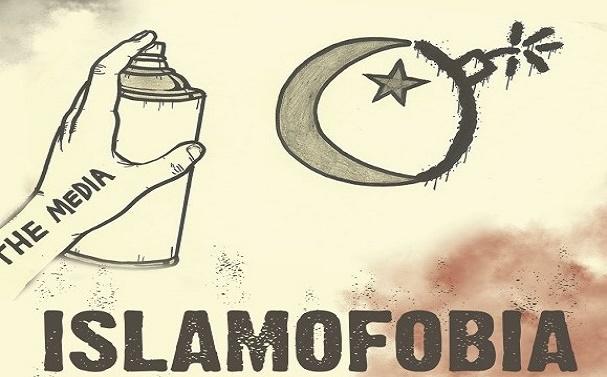 Fenomena Islamofobia Ilustrasi
