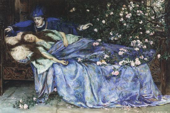 Henry Meynell Rheam Sleeping Beauty