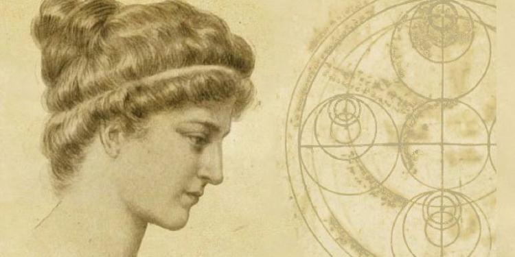 Hypatia Great Female Philosopher Alexandria
