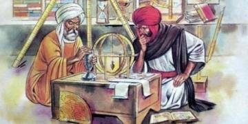 Ilustrasi Sains Dan Agama