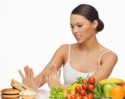 Jauhi Makanan Yang Berminyak