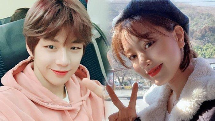 Jihyo Twice Dan Daniel Ex Wanna One