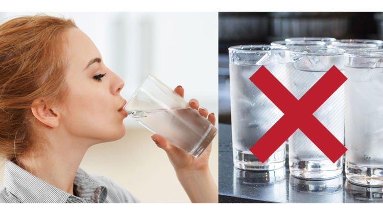 Kurangi Minum Air Es