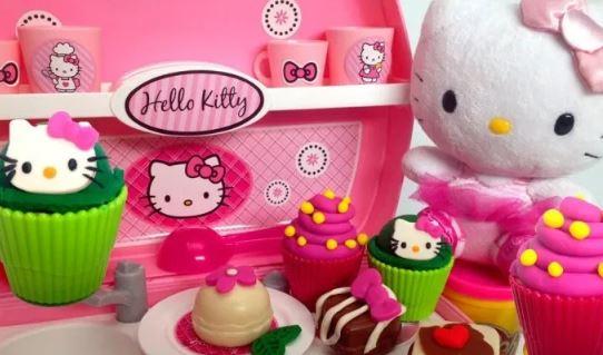 Mainan Hello Kitty