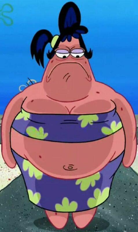 Saudara Perempuan Patrick