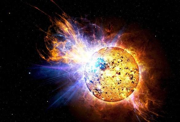 Terjadinya Pertengkaran Antara Bulan Dengan Matahari
