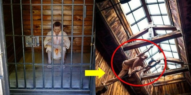 Yoshie Shitaratori, Manusia Yang Tidak Dapat Ditahan Dipenjara Manapun