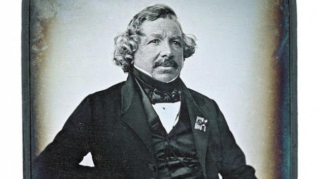Daguerreotype Of Louis Daguerre In 1844 By Jean Baptiste Sabatier Blot Cadreblanc Tt Width 637 Height 793 Crop 1 Bgcolor Ffffff Lazyload 0 0 0