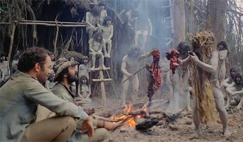 Holocausto Canibal Muertes Reales Animales 3