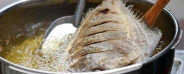 Ikan Goreng Tidak Lengket