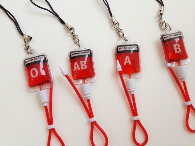 Jenis Jenis Golongan Darah