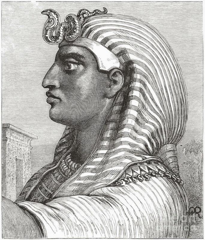 Pharoah Menephthah Lionel F Stevenson