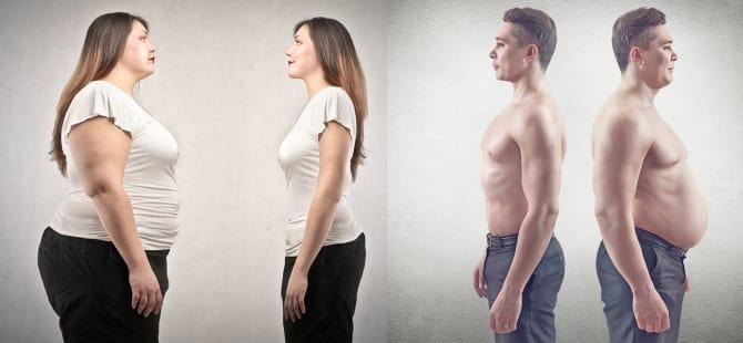Siapa Yang Lebih Cepat Kurus Pria Atau Wanita