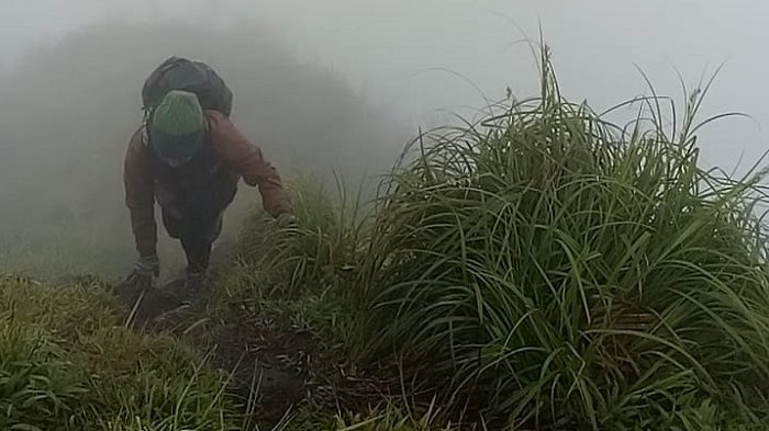 Pantangan Mendaki Gunung