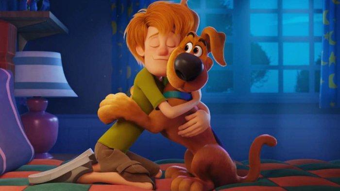 Trailer Scoob Resmi Rilis Perlihatkan Manisnya Pertemuan Pertama Shaggy Dengan Scooby Doo